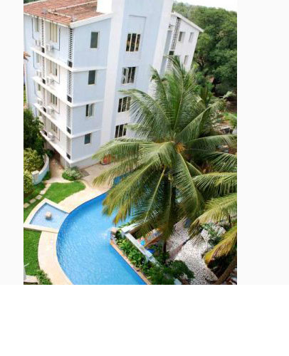 Serviced Apartment in Goa